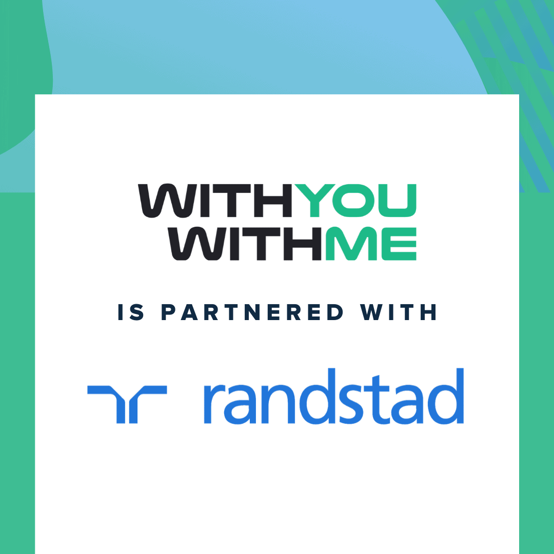 WithYouWithMe Is Partnered With randstad